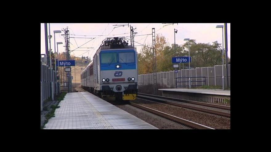 Video David Havlena o modernizaci trati