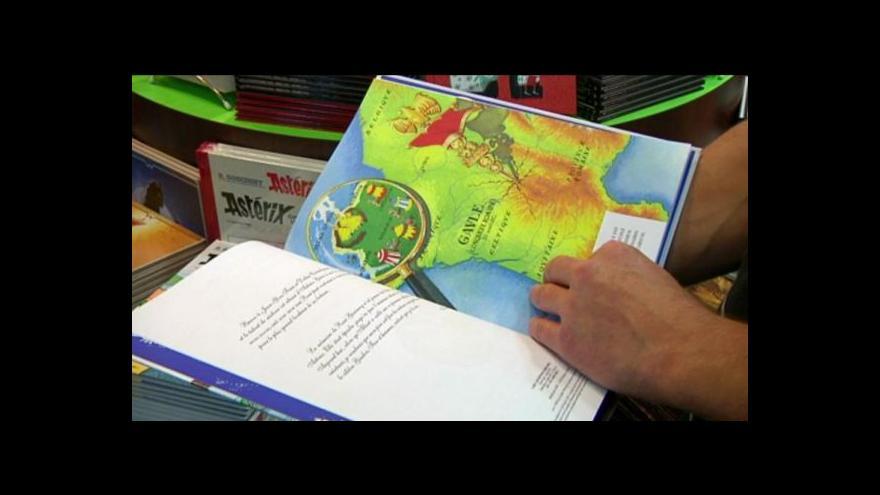 Video Z Paříže informuje Jan Šmíd