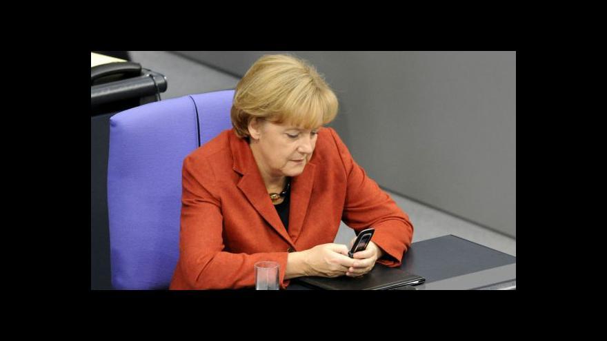 Video Američané mají Němcům co vysvětlovat