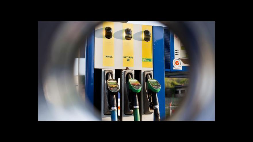 Video Události o použití bionafty B100