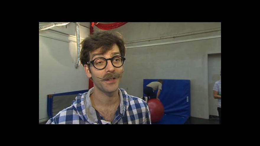 Video Rozhovor s Adamem Jarchovským