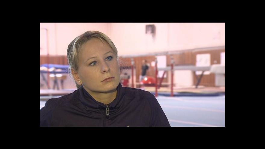 Video Rozhovor s Janou Šikulovou