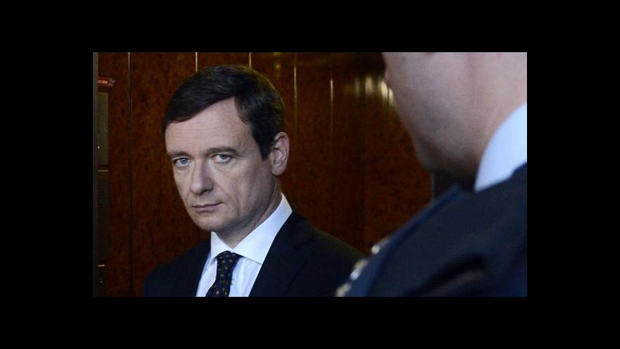 Video Události o kauze Davida Ratha