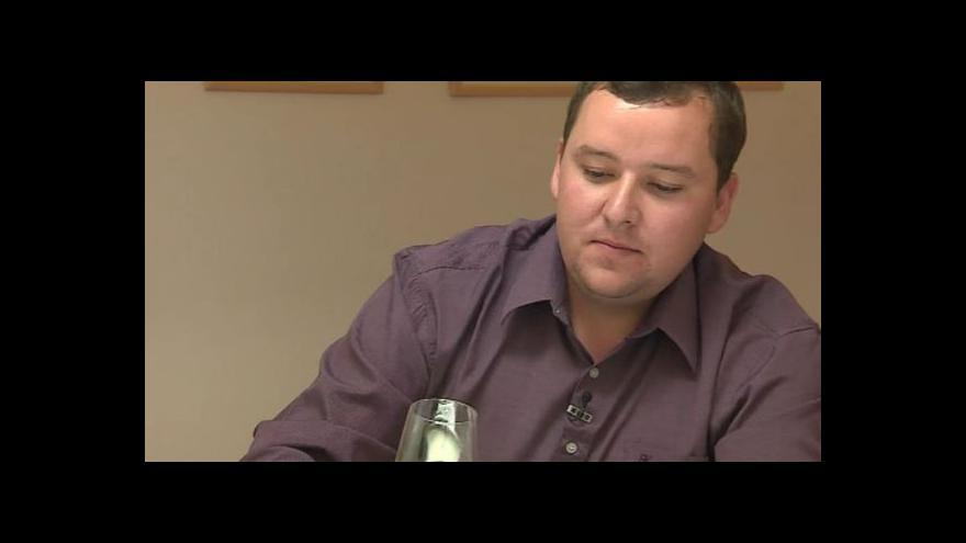 Video O degustaci hovoří vinař Ondřej Brdečko z Kobylí