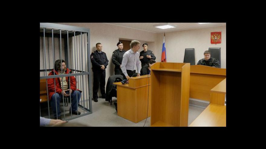 Video Reportáž o soudu s ruskými Greenpeace