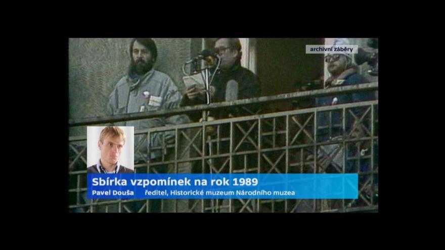 Video Rozhovor s ředitelem Historického muzea Pavlem Doušou