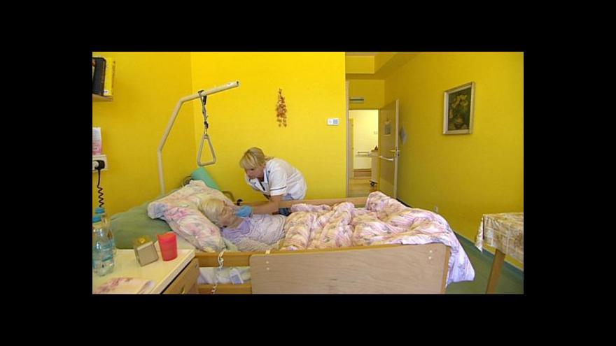 Video Téma péče o seniory v UvR
