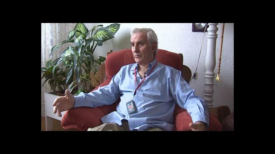 Video O bezpečnostní službě vypráví Jaroslav Smečka