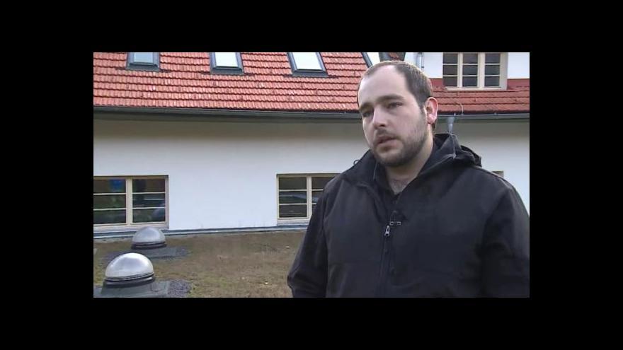 Video O výzkumu ekologických technologií hovoří František Vlach