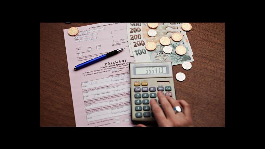 Video Co zamýšlí strany s daněmi?