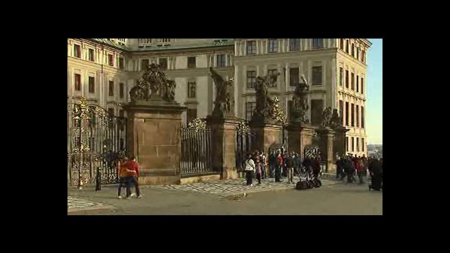 Video Církev chce navrácení některých budov z areálu Pražského hradu