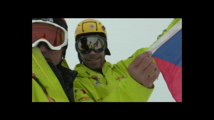 Video V Himálaji se pohřešují dva čeští horolezci