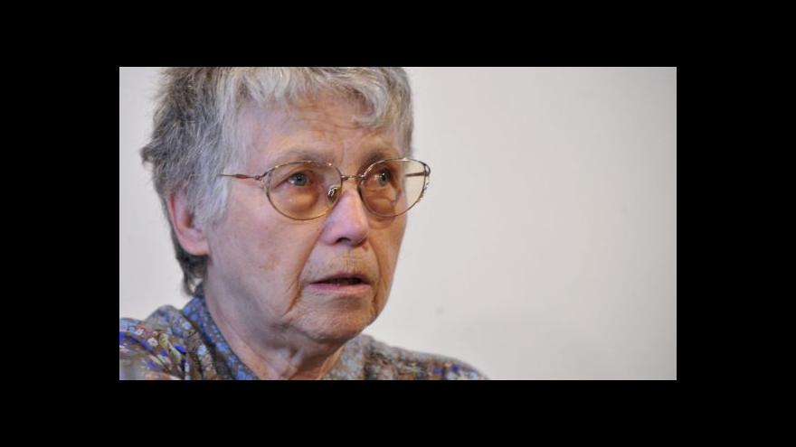 Video Rozhovor s Natálií Gorbaněvskou