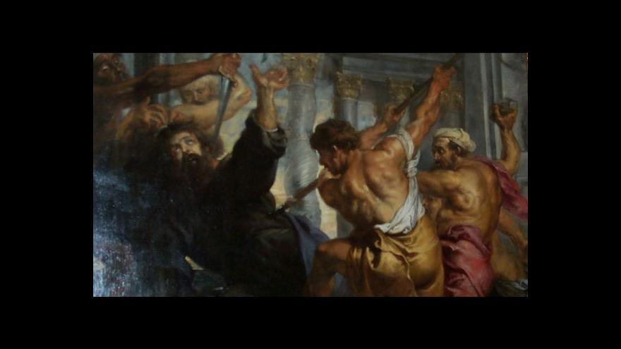 Video Galerie vydá Rubense, zůstane ale v expozici