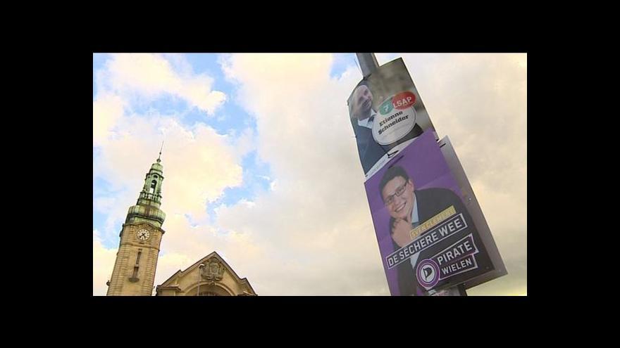 Video Události - Volby v Lucembursku
