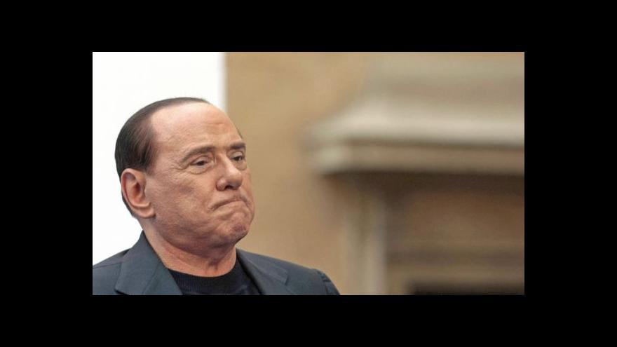 Video Skončí Berlusconi v politice?