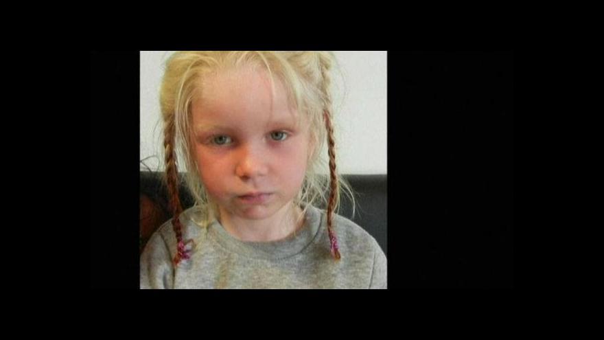 Video Řecko pátrá po identitě holčičky