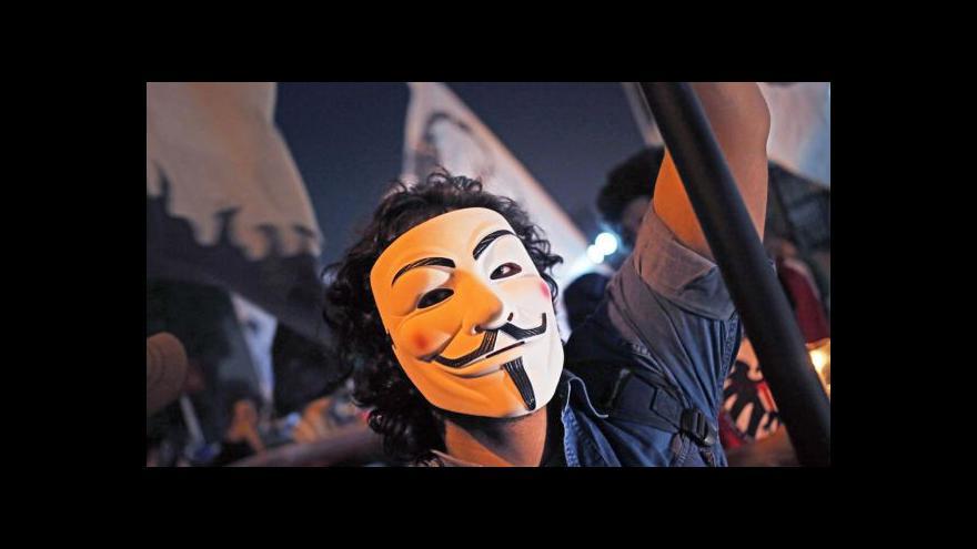 Video Egypt soudí dvojici politiků