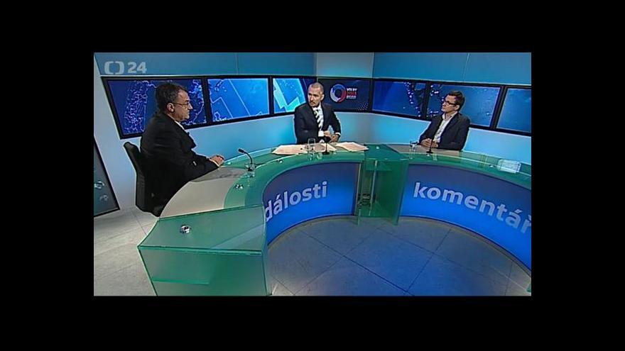 Video UK: Strana zelených a Koruna Česká