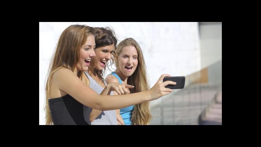 Video Sledování pohybu turistů pomocí mobilů