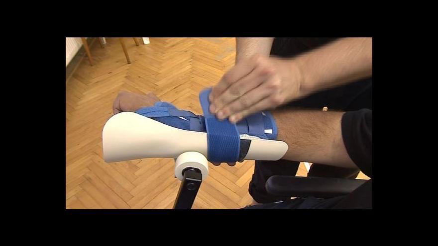 Video Lidé s roztroušenou sklerózou mají k dispozici jeden ústav