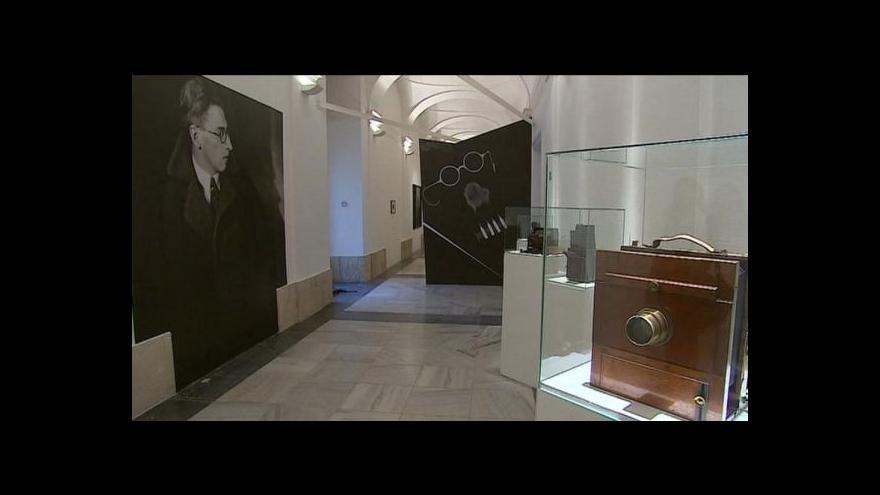 Video Moravská galerie připravila retrospektivu J. Funkeho