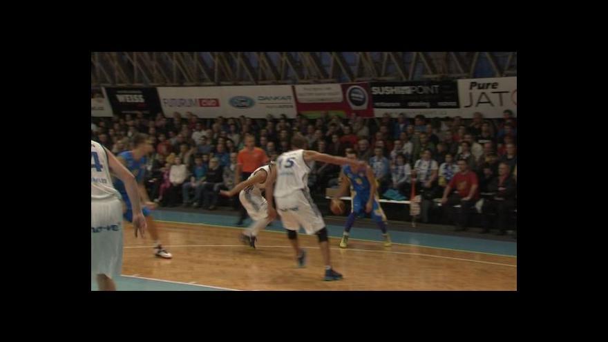 Video Sestřih z utkání Mattoni NBL: Ostrava - Opava