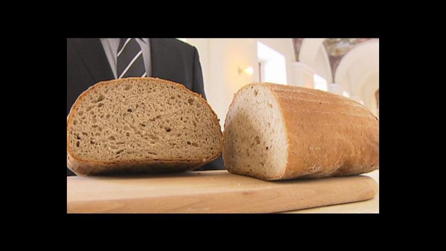 Video Události o spotřebě chleba