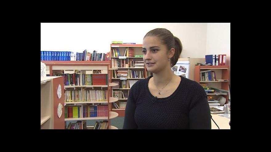Video O humanitární misi hovoří dobrovolnice Veronika Slováková