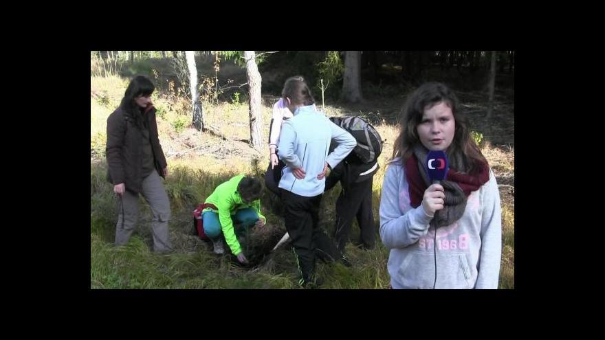 Video Reportáž Nikol Marholdové