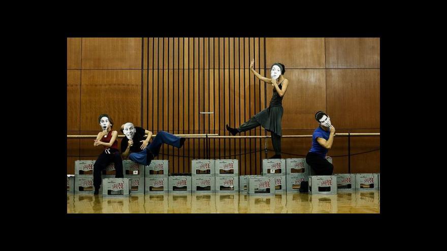 Video Ukázka z představení Mirage