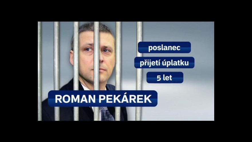 Video Pekárek podal ústavní stížnost