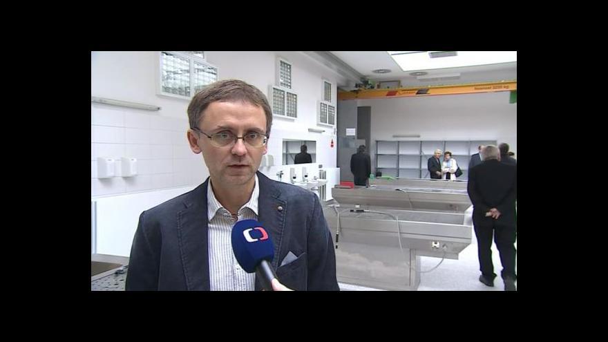 Video O zvířecích nemocech hovoří David Modrý z VFU Brno