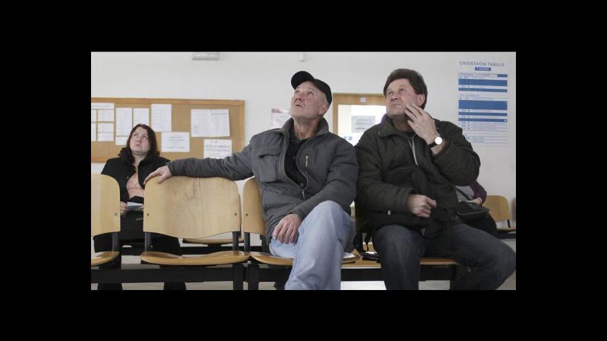 Video Předvolební pohled na nezaměstnanost