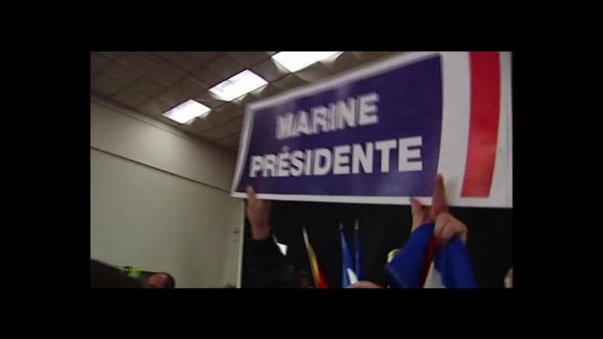 Video Pravice ve Francii nabírá na síle