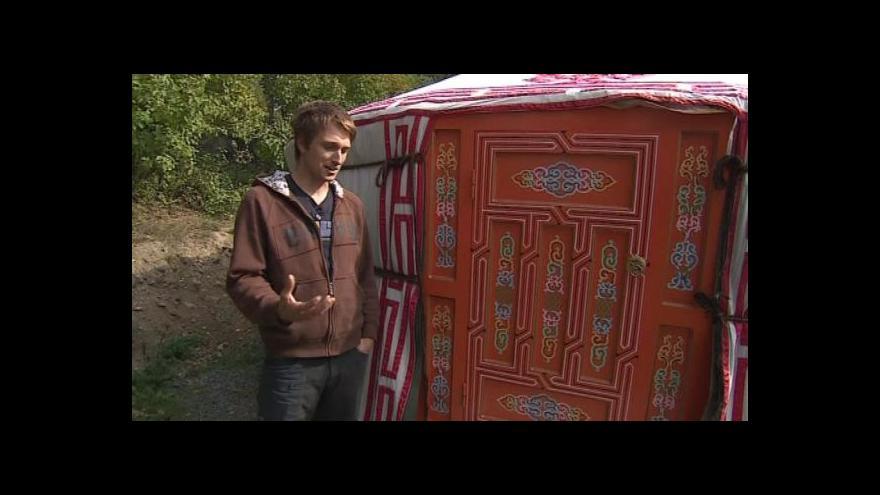 Video Libor Macek o jurtách
