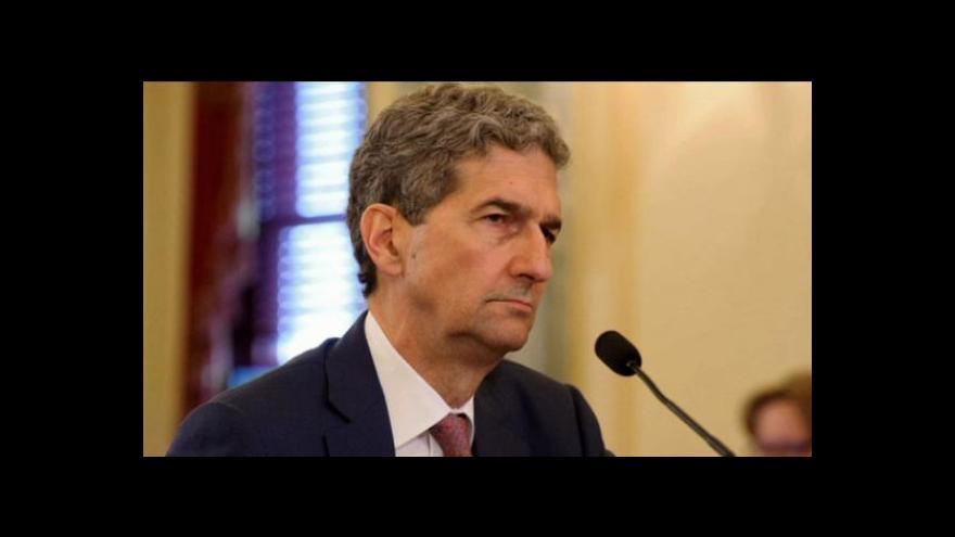 Video Tomáš Vzorek o Kerryho návštěvě