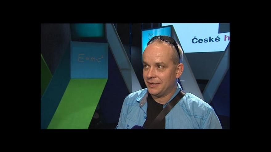 Video Režisér Ján Novák o galavečeru soutěže České hlavičky 2013