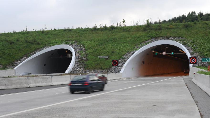 Video Radar v klimkovickém tunelu