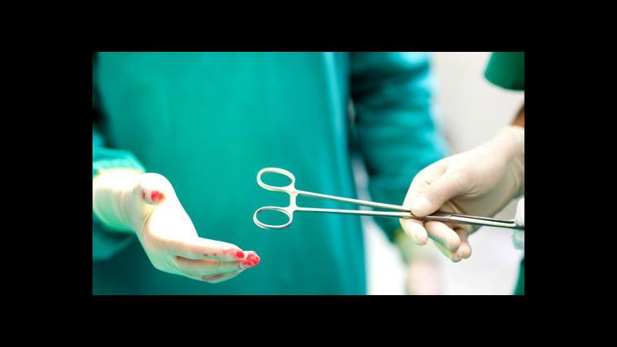 Video Obchod s orgány v Číně