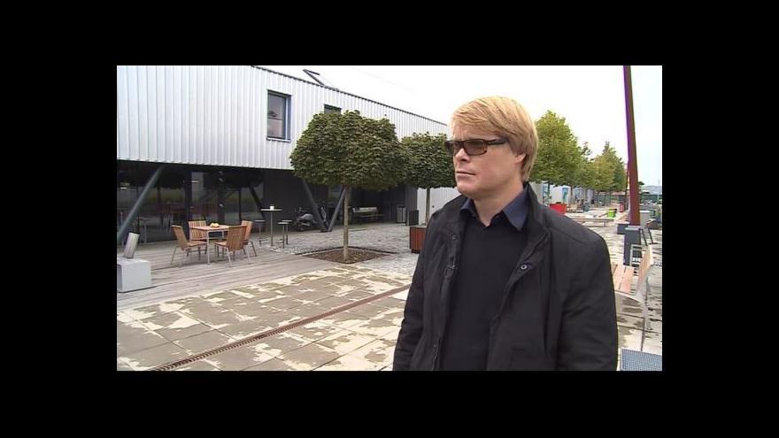 Video David Karásek z designérské společnosti o rekonstrukci vepřína