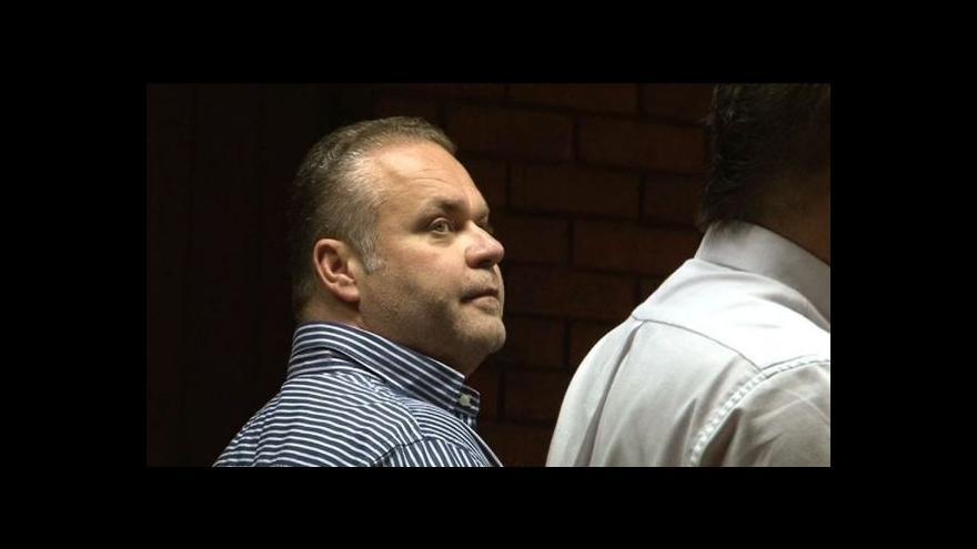 Video U Johannesburgu byl zastřelen údajný společník Krejčíře