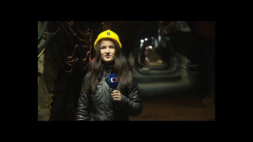 Video Těžaři si brousí zuby na příbramské zlato