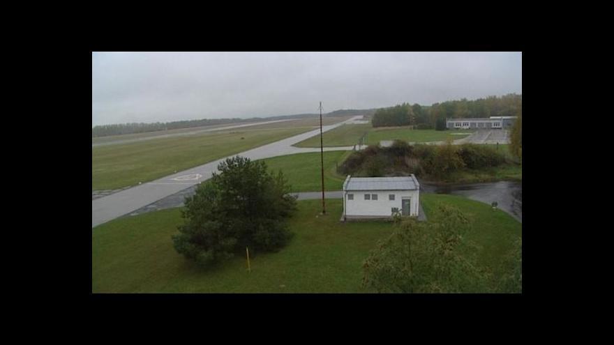 Video Převod letiště Líně
