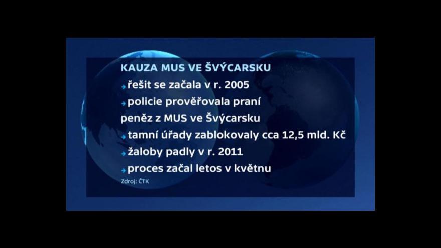 Video Kauza MUS tématem Událostí, komentářů