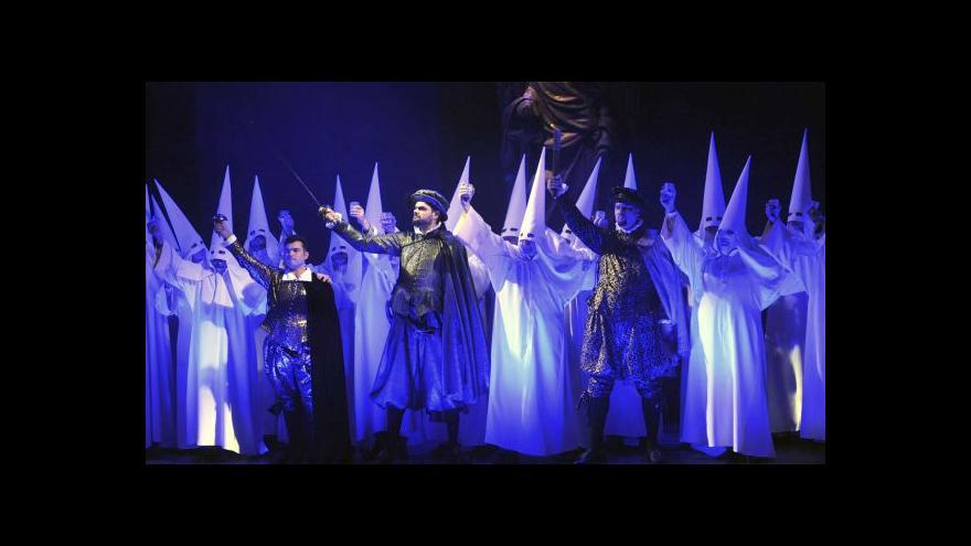 Video Režisér Marián Chudovský o Verdiho opeře