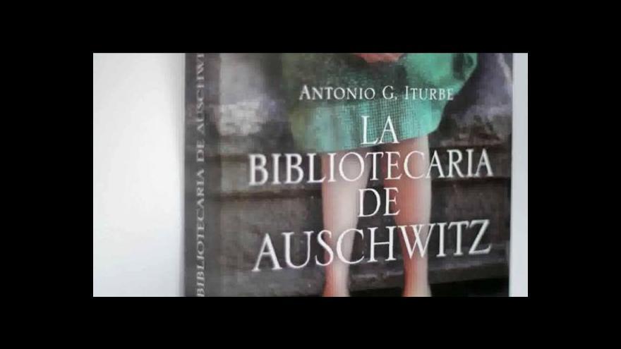 Video Osvětimská knihovnice vychází v českém překladu