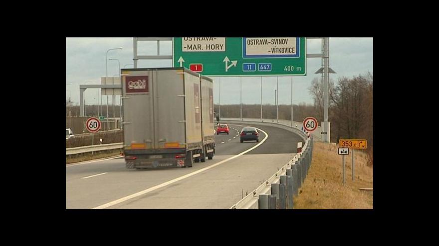 Video Stát vyhrál první arbitráž kvůli dálnici D47