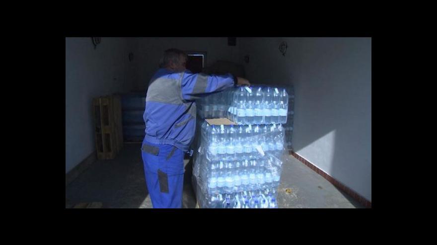 Video Lucie Pokorná o vodě ve Frýdlantu