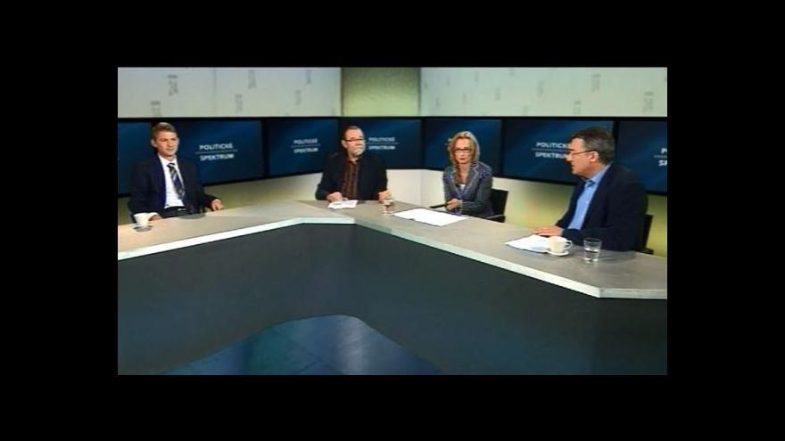 Video Politické spektrum: Svobodní, monarchisté a KSČM